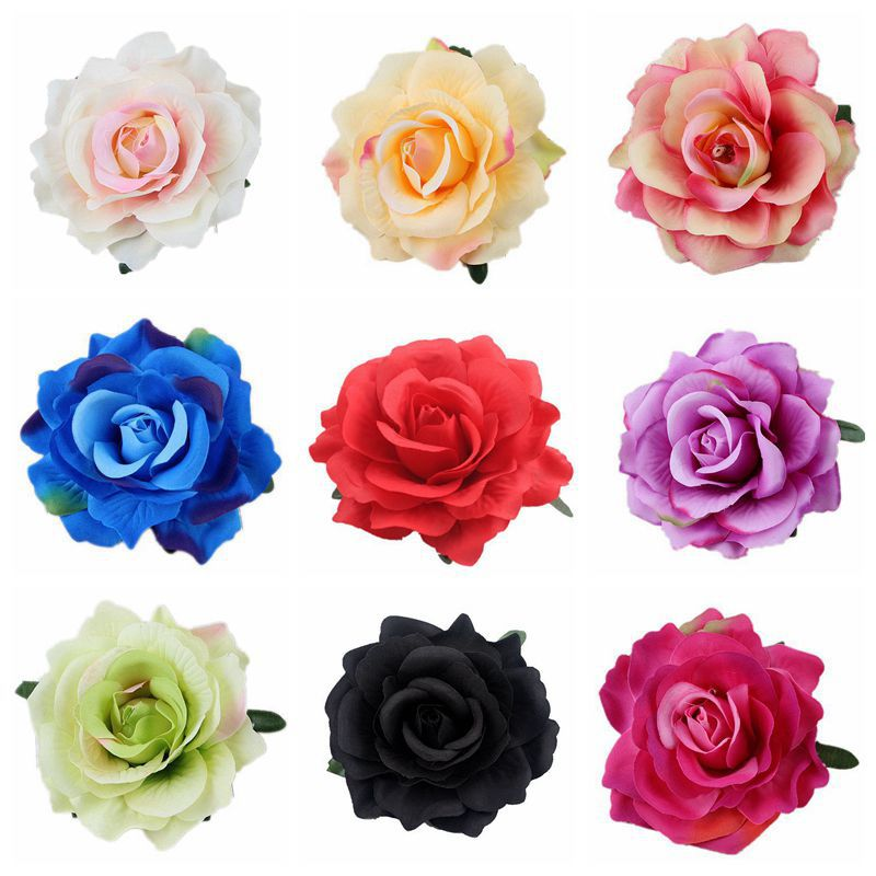 2018 New Design Guangzhou Artificial Flower Factory hot sale wedding corsage
