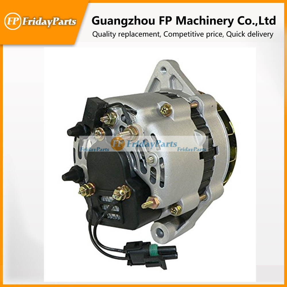 New Loader Alternator made to fits <strong>Diesel</strong> 6632211 6661611 A000B0431