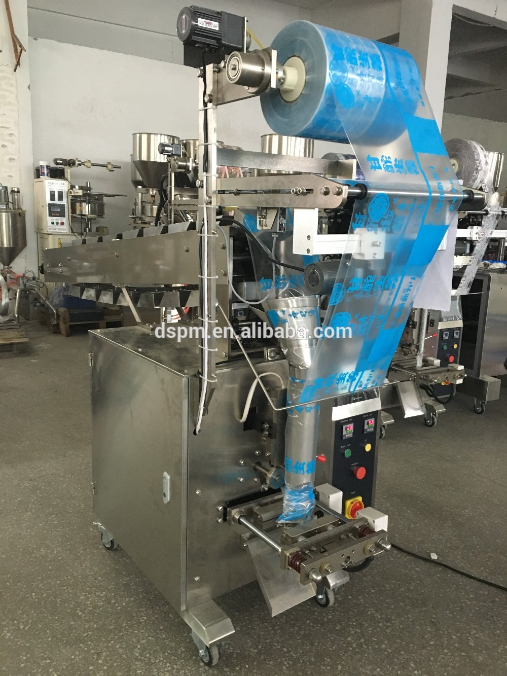 Multi-function dry saffron Packing Machine
