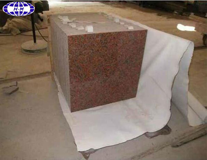 Chinese Guangxi G562 maple red granite