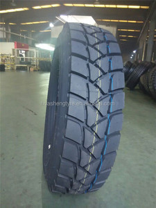 Airless truck tire 315/80R22.5