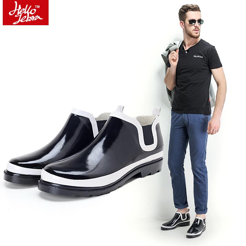 zapatos hombre lluvia