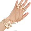 SWTM1198 Hollow ring bracelet,adjustable bracelet, finger ring and bracelet set