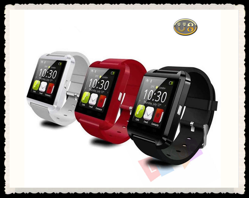 High quality bluetooth samrt watch U8 ,Wholesale Touch Screen Cheap Health Care bluetooth watch phone