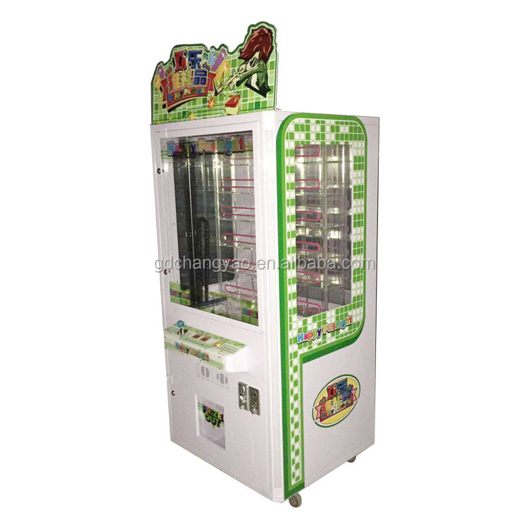 Mini Selling Doll Toy Prize Claw Push The Gift Arcade Crane Catch Game Machine Manufacturer