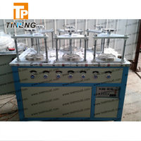 Automatic Intelligent Lab Concrete water impermeability apparatus machine