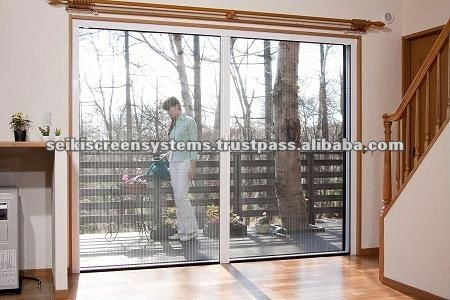 Monarch EX Screen fly/ Insect/ mesh retractable screen