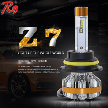 Led Lights For Cars >> Automotive Leds Z7 9007 Best Led Lights For Cars 50w 6000lm 6000k