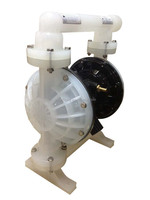 pneumatic diaphragm pump like Wilden