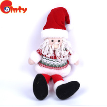 Best quality snoopy christmas elf plush toy