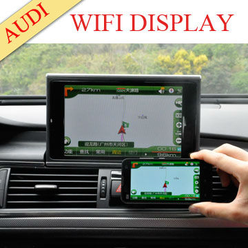 plug and play ce and rohs Car GPS Navigation with map