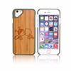 OEM Offered Supplier Item Promotion Product Wooden Cell Phone Case For Iphone