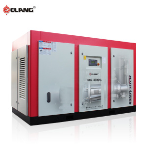 270HP 200KW Water Cooling Direct Screw Air Compressor for Sale