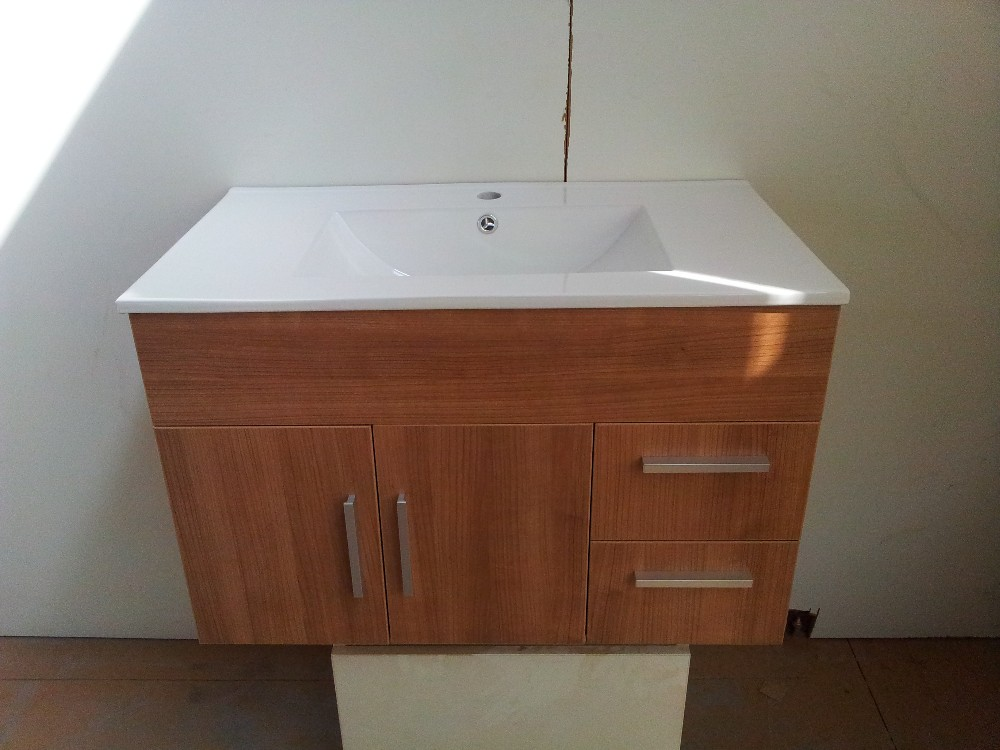 Goedkope Badkamer Meubel : China leveranciers pubei goedkope badkamer ijdelheid sets massief