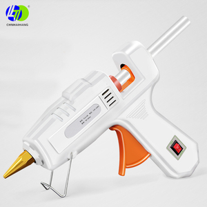 10 watts transparent hobby craft mini hot melt glue gun