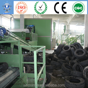 WPC profile recycling plastic machinery group