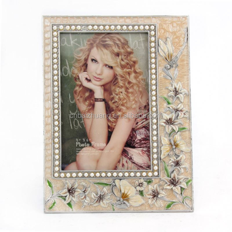 dayly customized girl 2x2 photo picture frame photo frame
