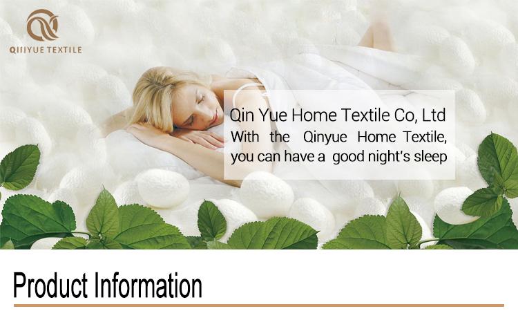 Natürliche Weiß, Luxus Weiche Waschbar Bambus Duvet/Quilt/Tröster