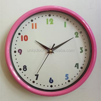 Barato De China Antiguo Industrial Plástico Relojes De Pared ...