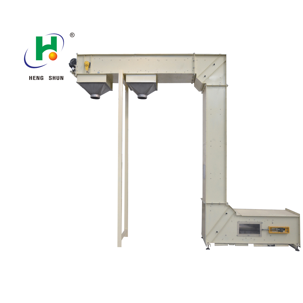 small type bucket elevator for partical with CE
