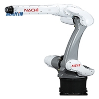 Nachi robot MZ12 arc handing robot arc universal industrial robotic arm for handing Need to bargaining