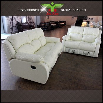 Home Cinema Furniture Leather Recliner Sofa Theater Sofa