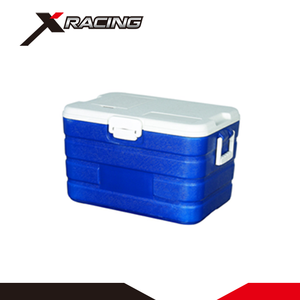 Promotion china supplier portable insulated keep cold ice chest box cooler / blood vaccine transport cooler box