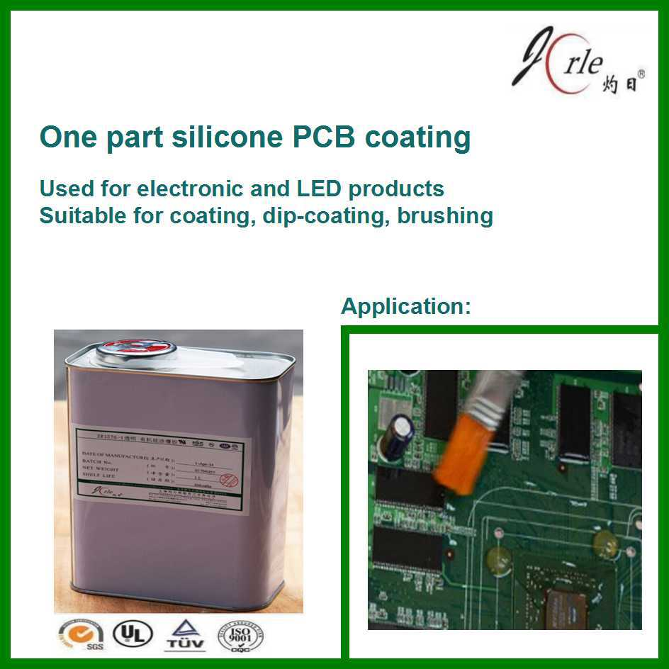 PCB coating with excellent waterproof, damp-proof, dust-proof properties