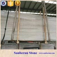 The first grade White Grain Marble Stone