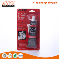 JY Strong Adhesive Engine Gasket Usage glass transparent liquid silicone sealant