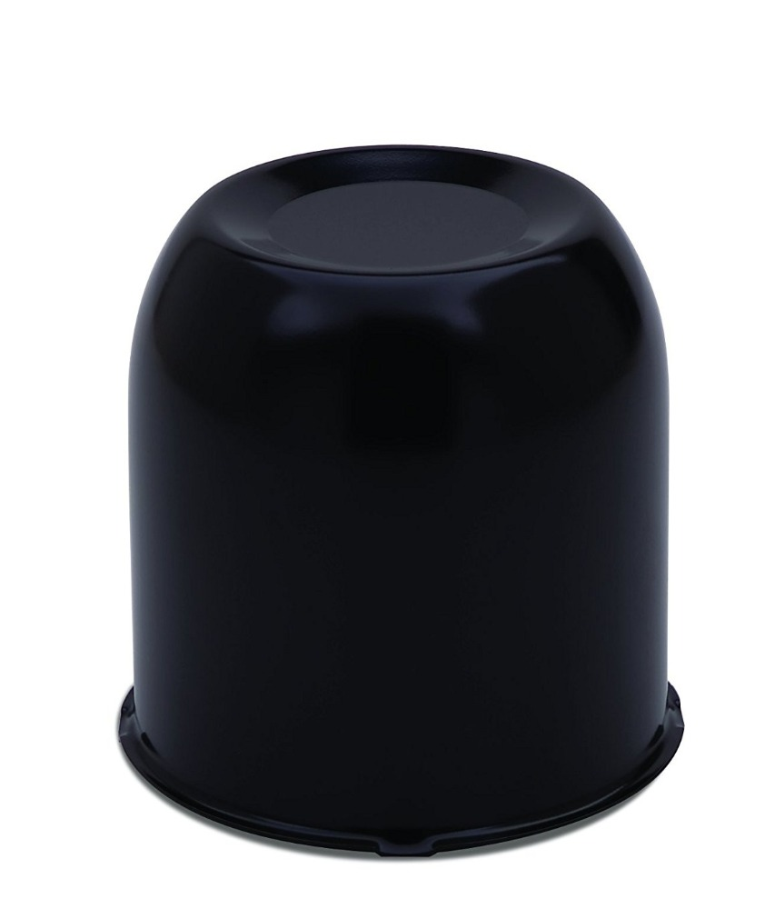 ตัวอย่างหนัง Black Hub Center Cap Cap Camper Travel Truck Hub Cover