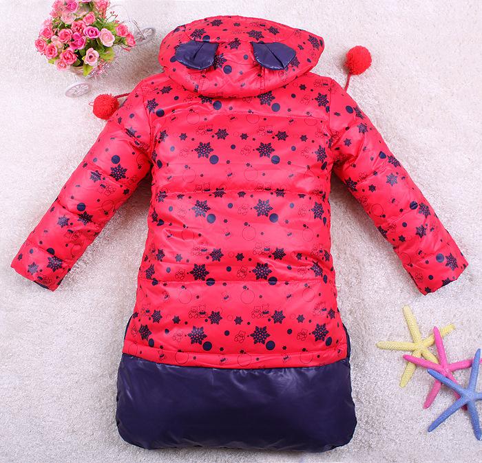 Младенцы сон мешок, Мальчик девочка тёплый зима верхняя одежда и пальто малыша ползунки вниз куртка одежда комплект, Дети пуховики и парки