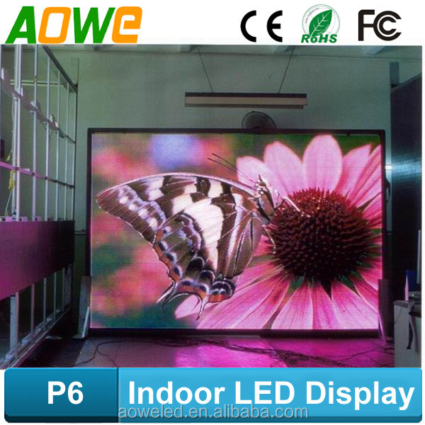 Indoor Rental hanging led P2/P3/P4/P5/P6/P7.62/P10 Indoor Full Color HD screen display / stage led video wall
