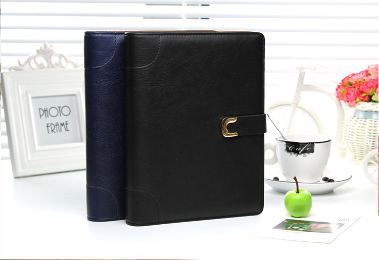 Supply vintage notebook elegant custom planner printing travel personalized diary custom Logo gift