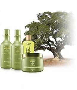Inoar Professional - Argan Oil - Shampoo, Conditioner, Mask & Treatment Oil Kit