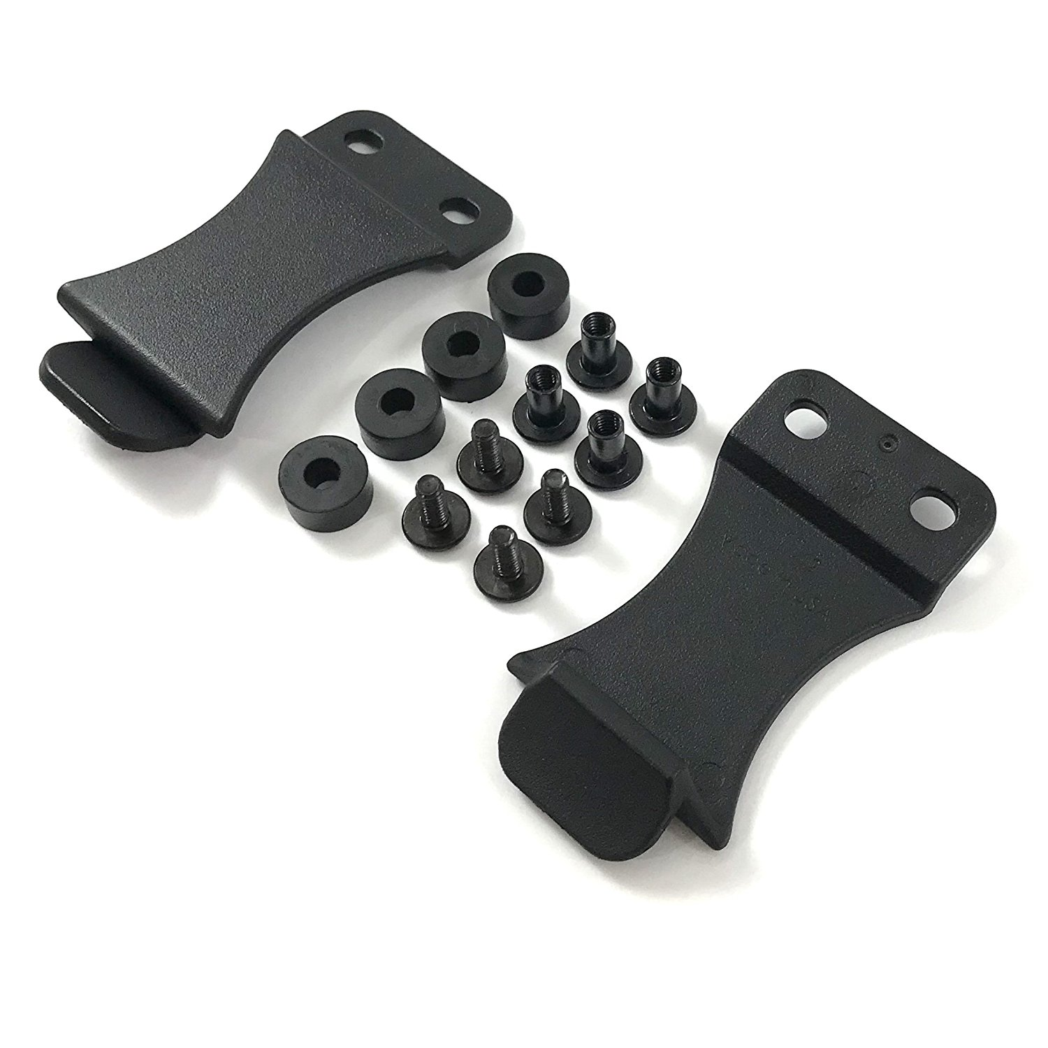 Gun Guy Gear Kydex Holster Quick Clip with Hardware