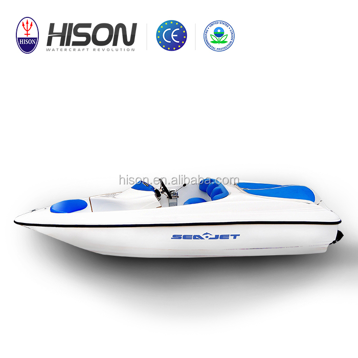 Hison new season best design product boat