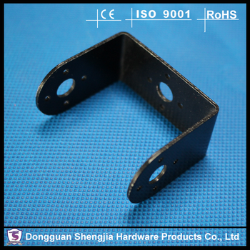 China customized l shape metal brackets manufacturer