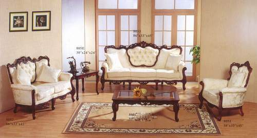 French Provincial Living Room Set - Buy Sofa Beds Product on Alibaba.com