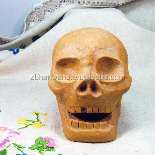 Nicole R0374 Halloween 3D Skull Silicone Soap Candle Making Molds Resin,Clay Crafts Moulds DIY Candy Chocolate Forms
