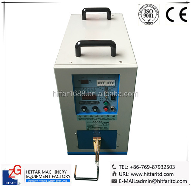 6kw/200~500KHz Super High Frequency Induction Heating Machine: Ultra-high frequency Brazing/<strong>Welding</strong>/soldering Machine