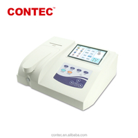 CONTEC BC300 touch screen Semi-auto Biochemistry Analyzer equipment clinical analysis laboratory