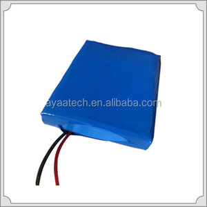 3S1P rechargeable 11.1V 2.6Ah Li-ion/ LiFePO4 battery pack 18650