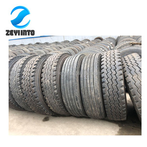 China wholesale used radial truck tire 315/80r22.5 385/65r22.5 11r22.5 1000r20.