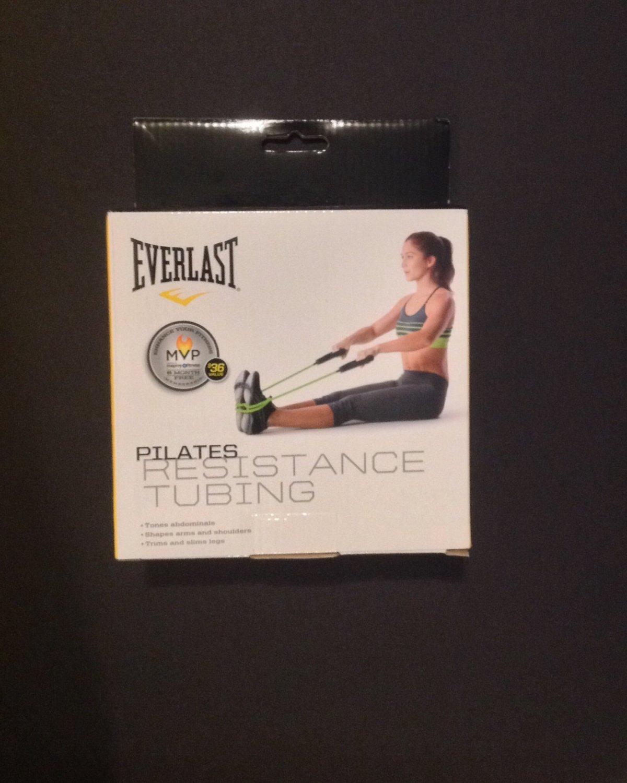 Everlast Pilates Resistance Tubing