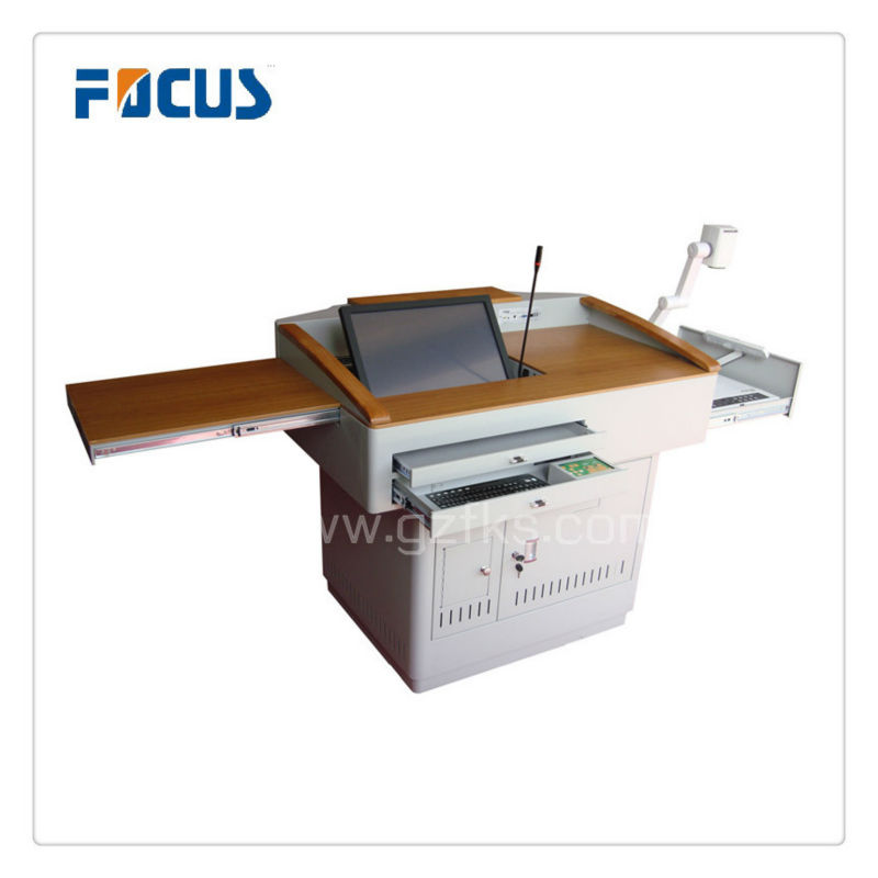 FOCUS-S600 Smart Lectern for modern classroom equipments