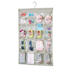 Impeccable Durable Transparent Stackable Wall Pocket Organizer