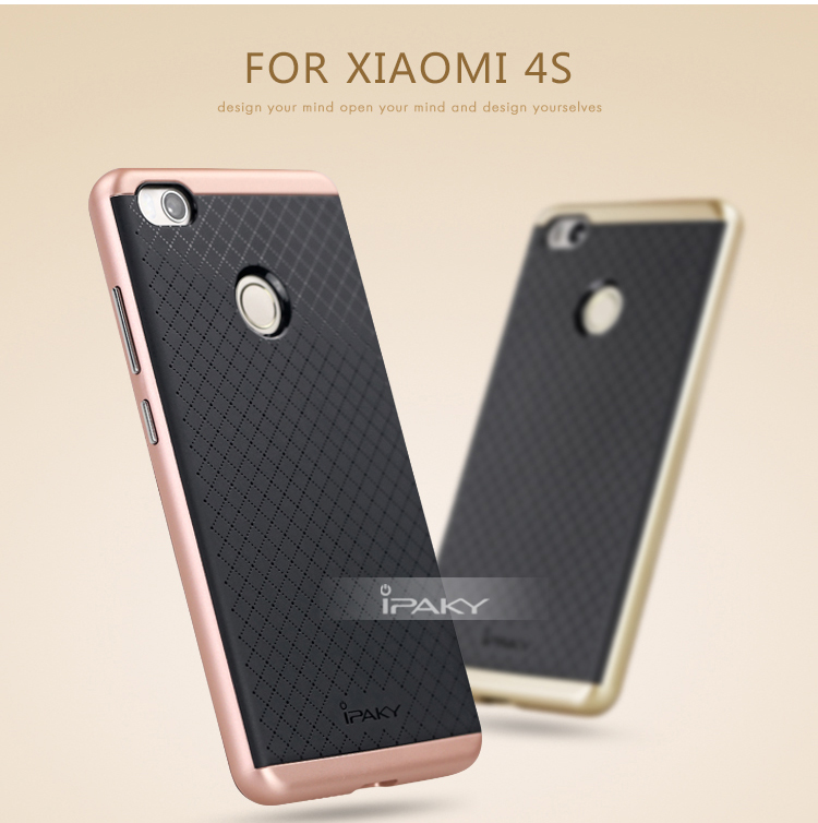 Original phone case iPaky back cover for xiaomi mi4s