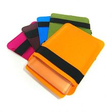 Hot selling wool felt 10.1 inch computer sleeve suppliers