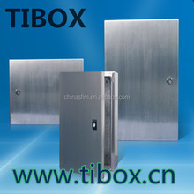 IP66/IK10/Hot selling/TIBOX CHINA/Stainless steel chest with single blank door